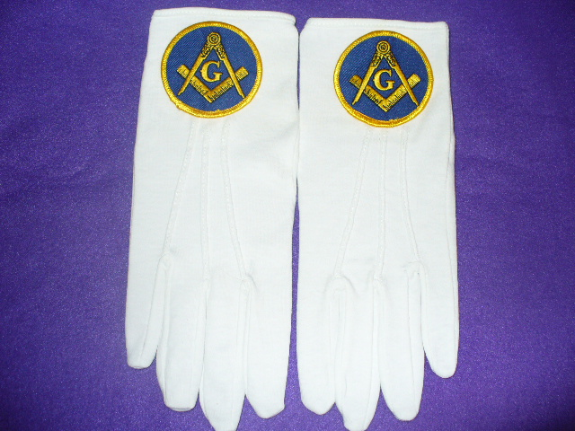 Masonic S&C Gloves