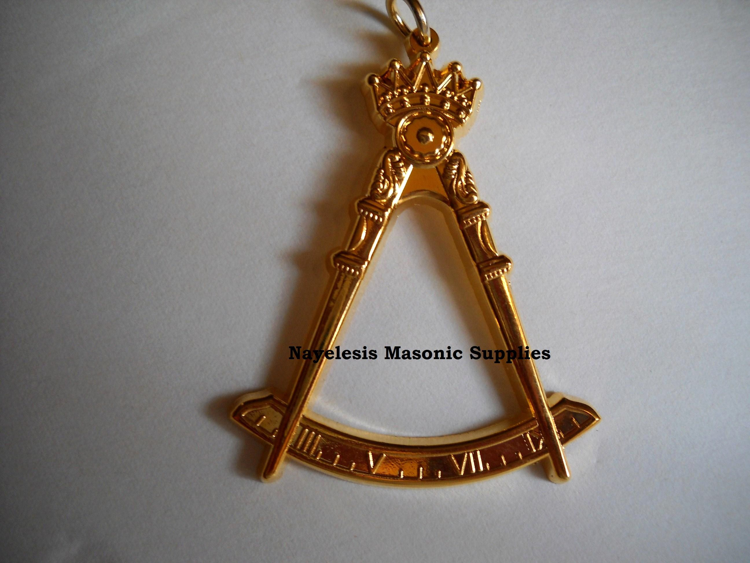 Scottish Rite 5th Degree Jewel