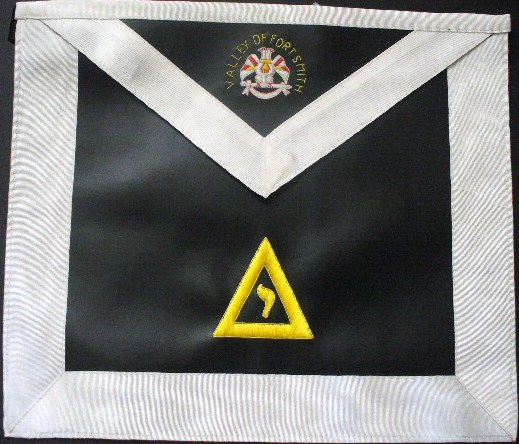 Arkansas fort smith Valley  Masonic Apron