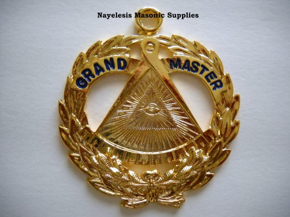 Grand Master Jewel Golden Finish