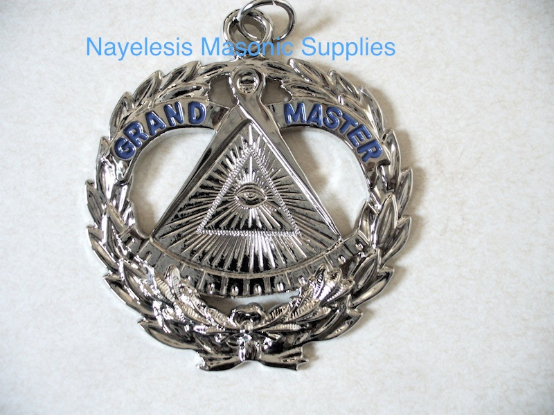 Grand Master Jewel Silver Finish