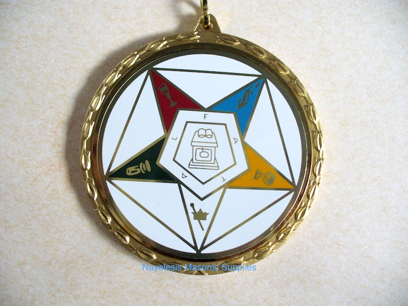 O.E.S Masonic Medallion Jewel