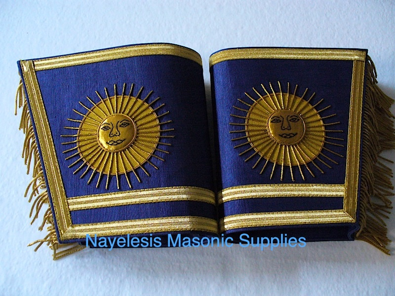 Sun Grand Master Cuffs Royal Blue