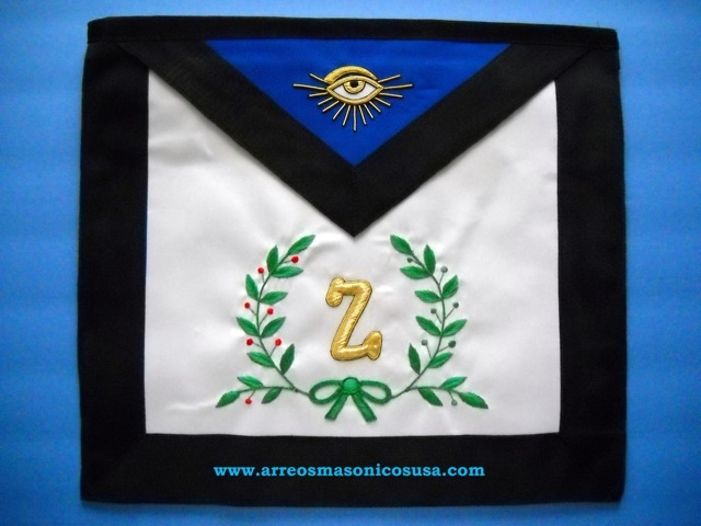 4th Degree Scottish Rite Apron