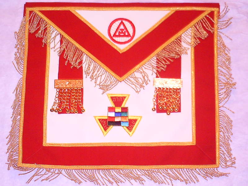 High Priest Royal Arch Apron
