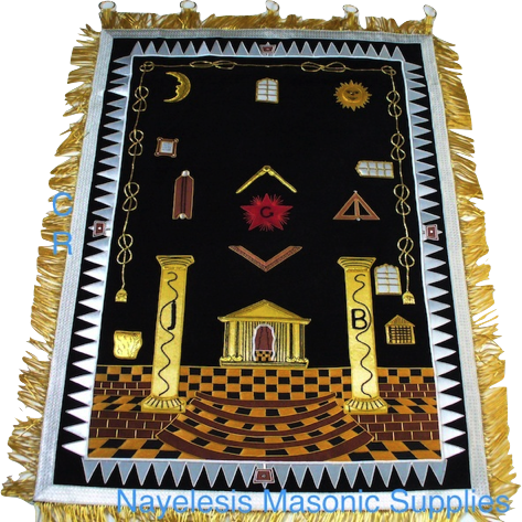 Reaa Scottish Rite Masters Tapestry 357
