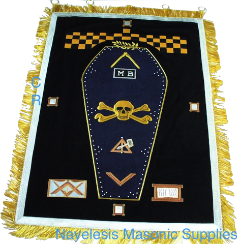 Reaa Scottish Rite Masters Tapestry MB